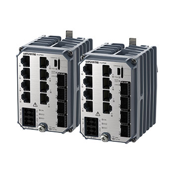Westermo Lynx-5612 Substation Automation Ethernet Switch.