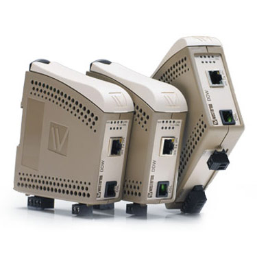 Unmanaged Industrial Ethernet Extenders by Westermo.