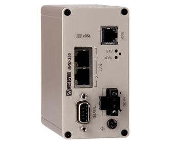 Industrial ADSL VDSL Router BRD-355 by Westermo.