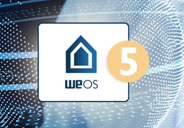 Download WeOS version 5.