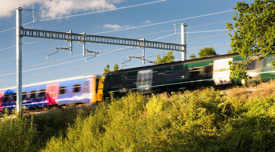 Westermo switches in rail trackside application in the UK