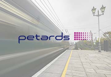 Petards Rail Technologies illustration.